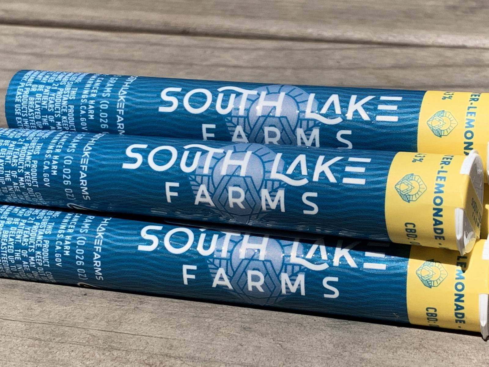 South Lake Farms Dosi Water Lemonade .75 gram preroll