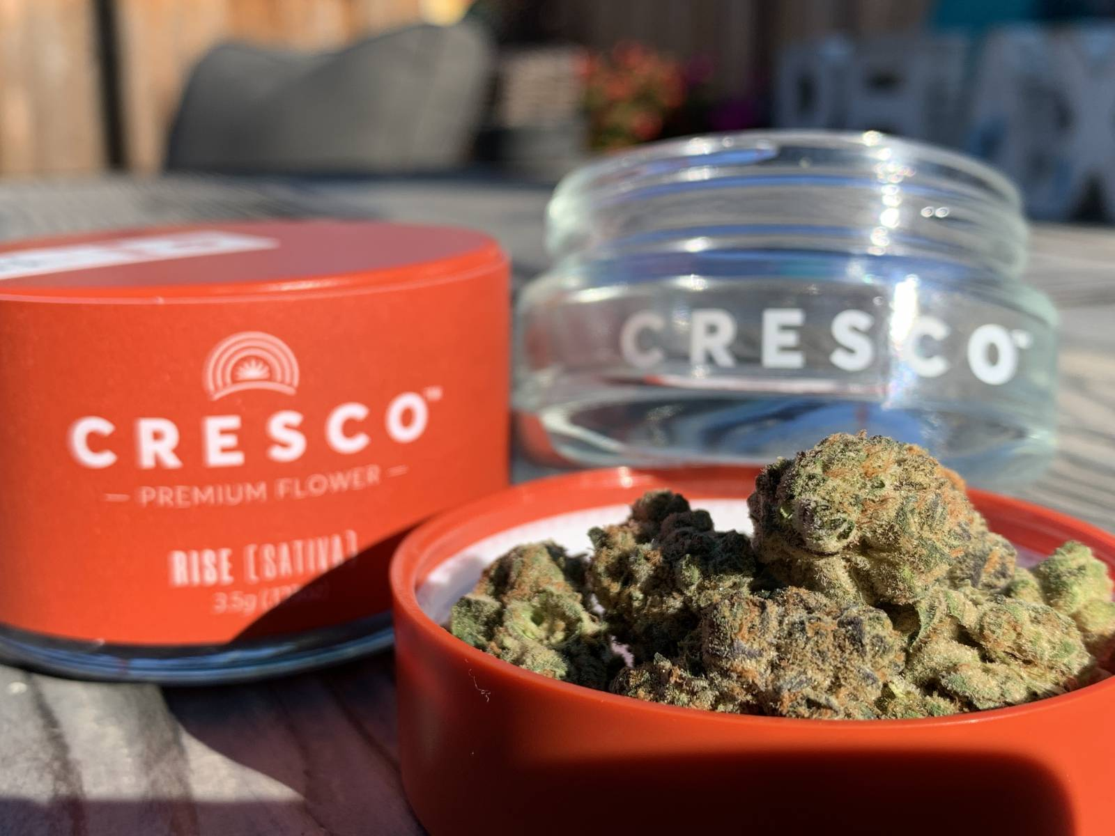 Cresco sweetness eighth
