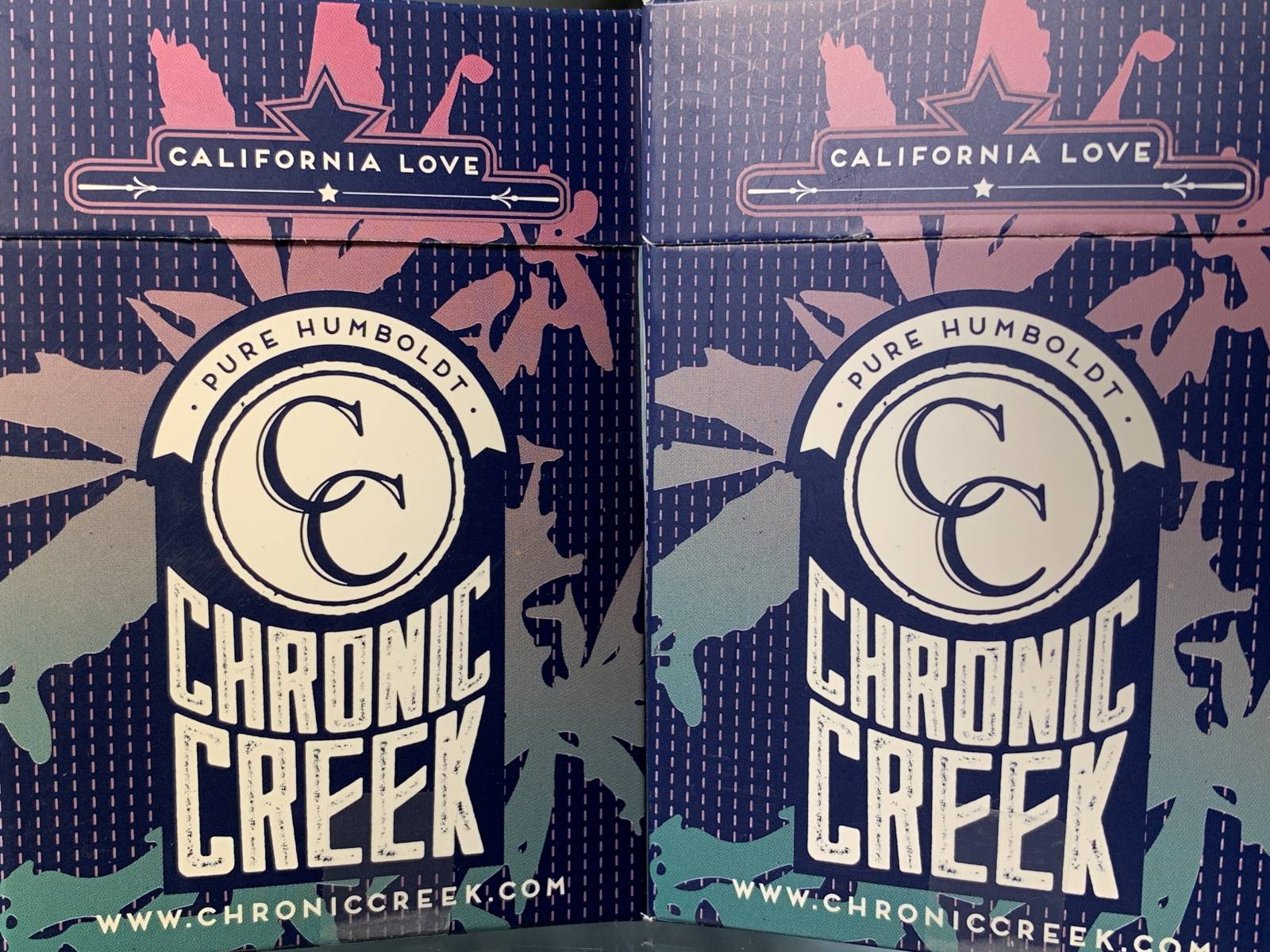 Chronic Creek forbidden passion pack of 5 prerolls