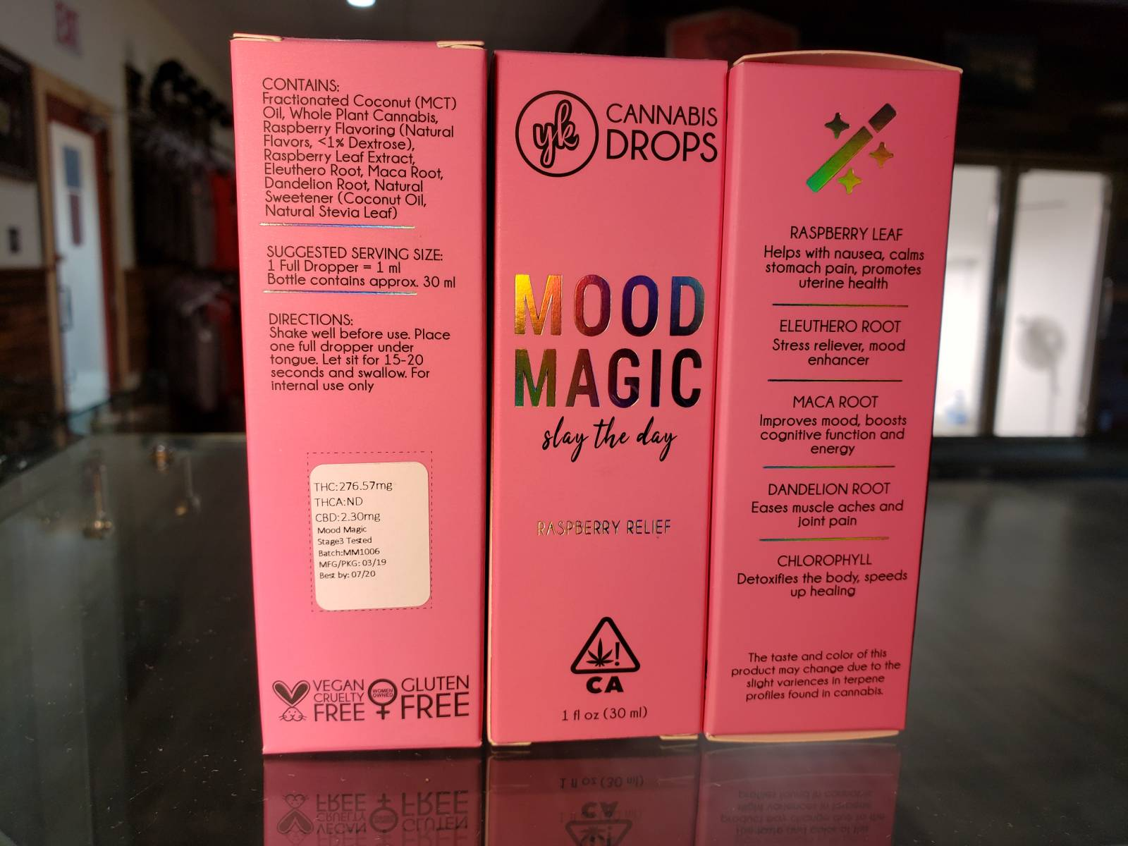 Mood Magic Tincture