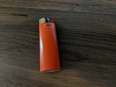 Colored Bic Lighter