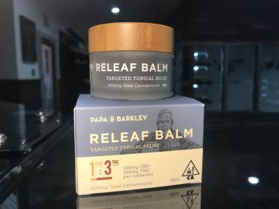 Papa & Barkley THC Rich 3:1 Balm