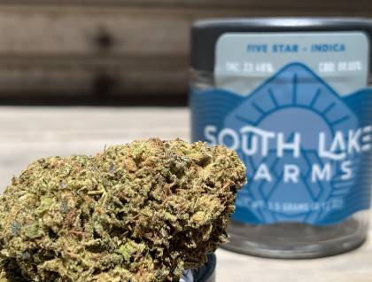 South Lake Farms Five Star packaged eighth